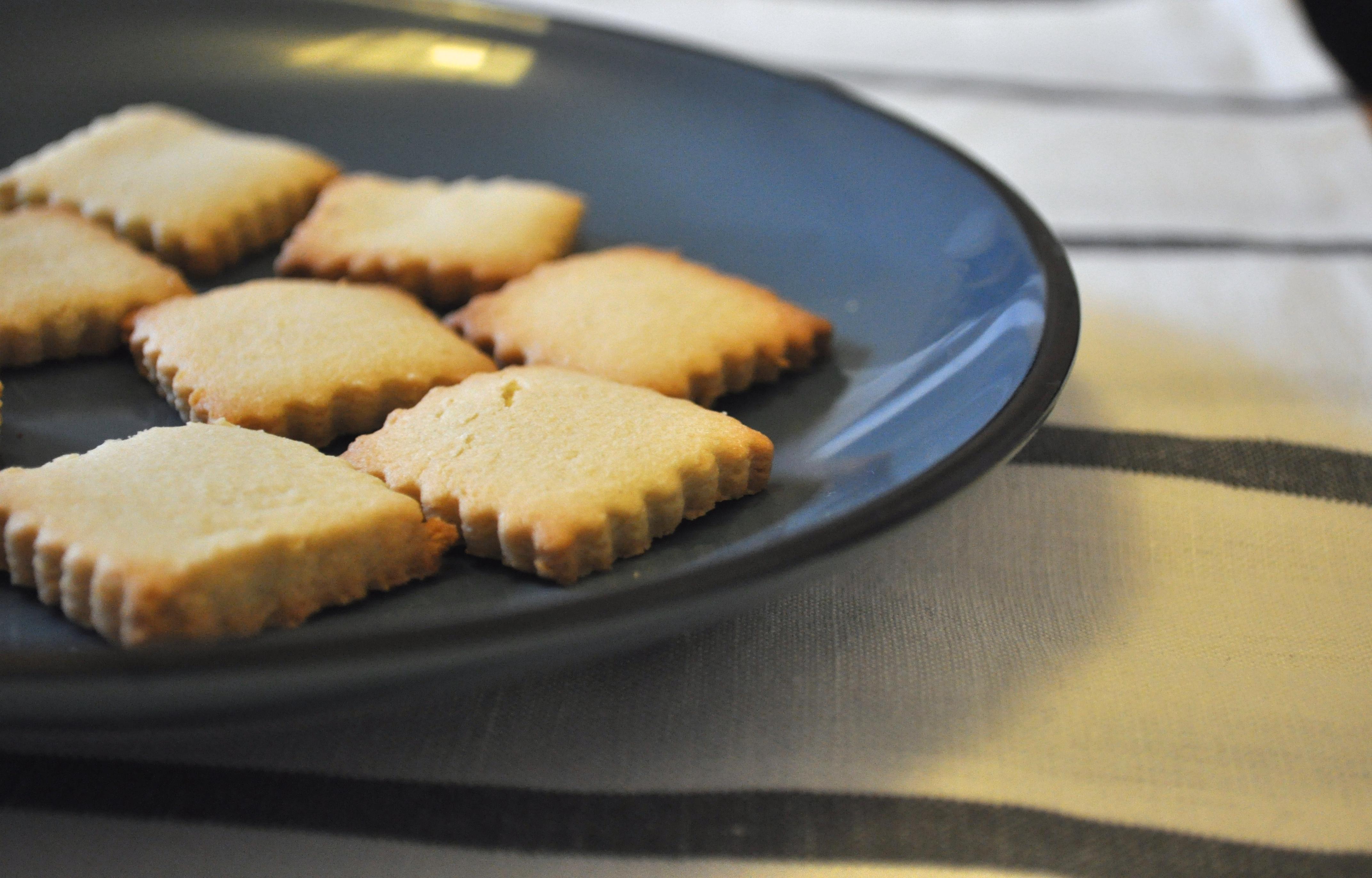 Sabl s sans gluten d lice sans gluten - A table sans gluten et sans lait ...