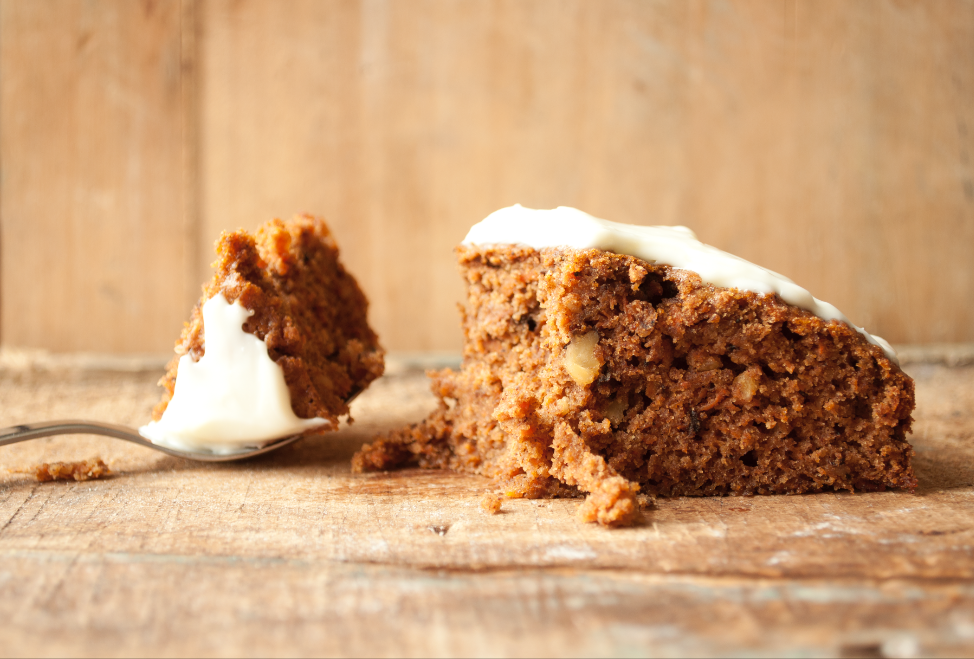 Carrot Cake Epices